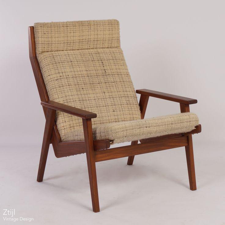 Vintage Design Rob Parry Fauteuil | Gelderland | Ztijl