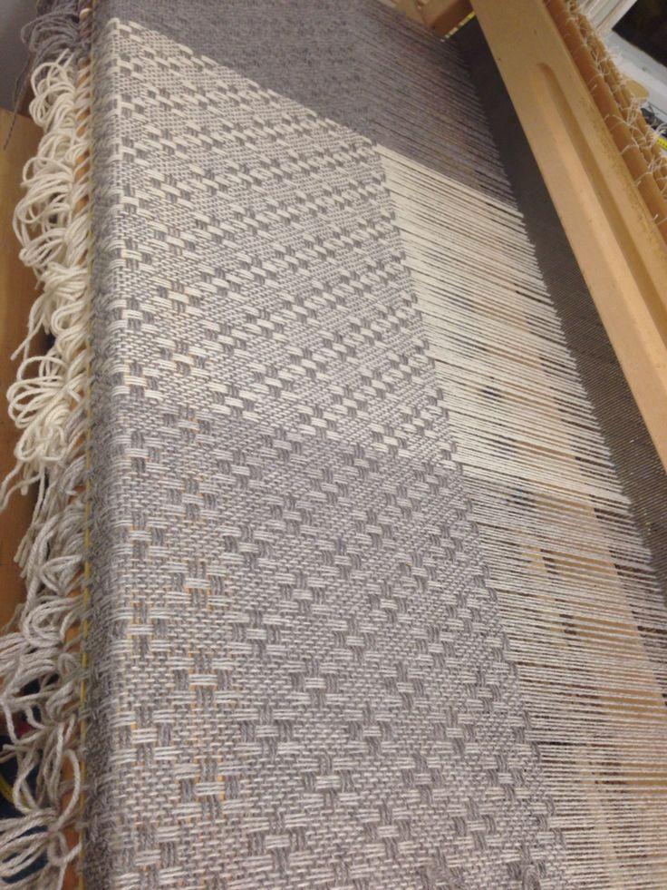 Shaali/ shawl Made by Roosa Rönn