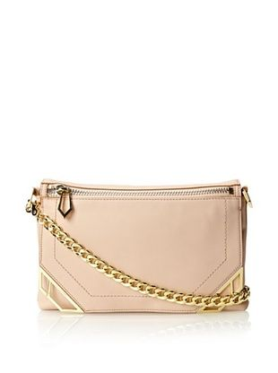 49% OFF botkier Women's Linea Cross-Body, Powder