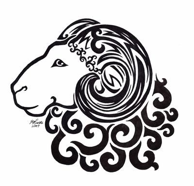 40 best aries tattoos images on pinterest aries tattoos tatoos and ram tattoo. Black Bedroom Furniture Sets. Home Design Ideas
