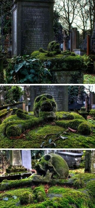 I don't know what it is but I think it's awesome. Well I mean it looks like it's part of someone's grave.