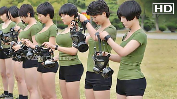 PELATIHAN BODYGUARD Wanita di China