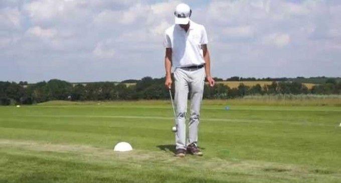 Roben Hardy : Le nouveau Tiger Woods 2014 est Carolo!
