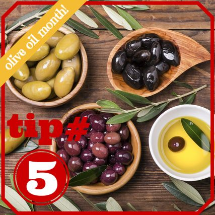 7 interesting things about olives