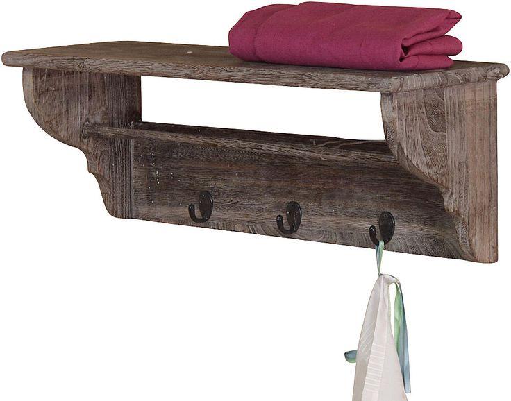 Home affaire, Garderobe, »Used Look« Jetzt bestellen unter: https://moebel.ladendirekt.de/wohnzimmer/schraenke/sideboards/?uid=eceaab0e-b5d5-553a-84ac-ca3ba762987c&utm_source=pinterest&utm_medium=pin&utm_campaign=boards #schraenke #garderoben #wohnzimmer #sideboards