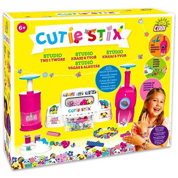Cutie Stix kreatív készlet - . kép