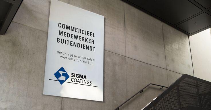 Wil jij aan de slag als Commercieel Medewerker Buitendienst bij Sigma Coatings in Twente? Solliciteer dan meteen: https://www.wetalent.nl/recruit/vacatures/sigma-coatings/commercieel-medewerker-buitendienst-twente/240/