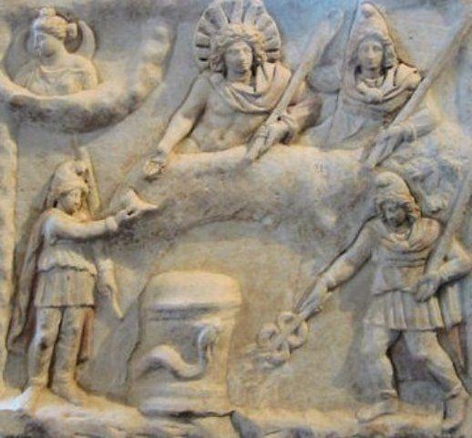 khazars siva linga before 740 AD