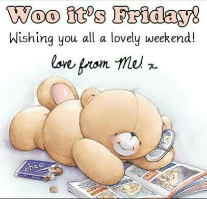 Friday Bear