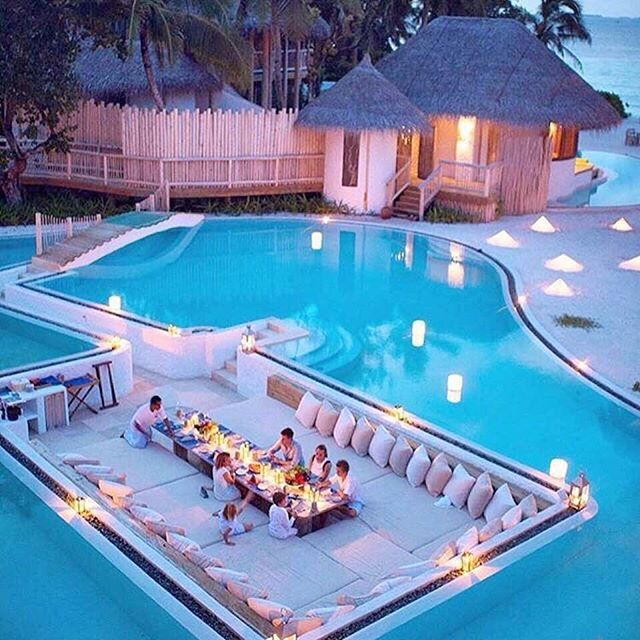 Maldives 💙💙💙 Follow ✨@wonderful_places✨ for stunning travel post like this!!! Follow ✨@wonderful_places✨ Follow ✨@wonderful_places✨