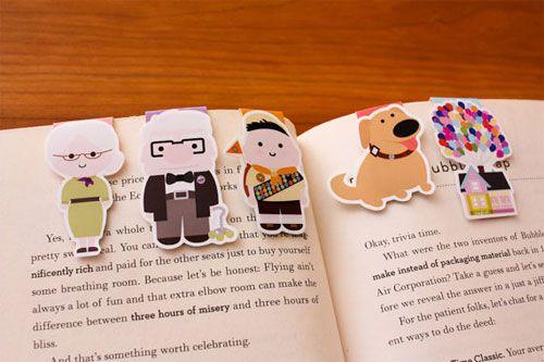 Магнитные закладки для книг - как сделать и продать на Etsy