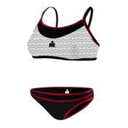 TYR Ironman Thin Strap Reversible 2 Piece Triathlon Swimsuit - Women's