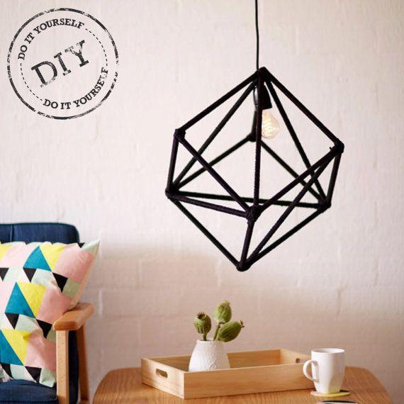 Urban Crafter Geometric Lightshade DIY kit