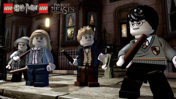 Rumeur : Harry Potter de retour chez LEGO en 2018 ?: C'est le cycle de la vie et des LEGO. Tout disparaît puis finit parfois par… #LEGO