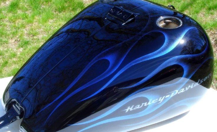картинки бензобак мотоцикла аёл