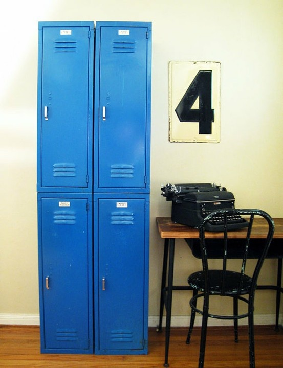 32 Best Home Decorating With Lockers Images On Pinterest