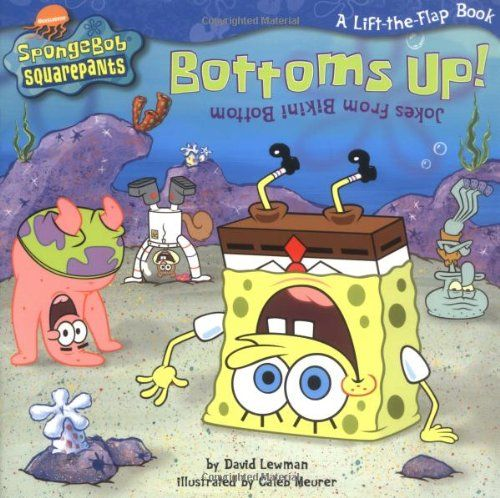 Bottoms Up! Jokes from Bikini Bottom (SpongeBob SquarePants) @ niftywarehouse.com #NiftyWarehouse #Spongebob #SpongebobSquarepants #Cartoon #TV #Show