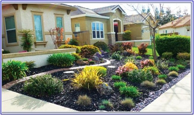 34 best Grassless (No mow yards!) images on Pinterest ... on Grassless Garden Ideas  id=93761