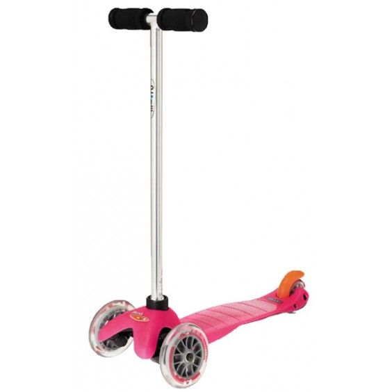 Mini Micro Scooter Pink. #Entropywishlist and #pintowin  Scoot scoot