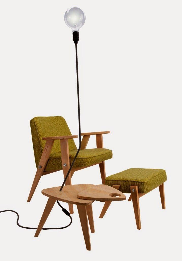 fauteuil 366 Concept - Jozef Chierowski  Slavia vintage : le Blog de l'Est - design, déco et lifestyle