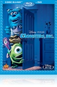 Fantastic movie by Disney/Pixar... I heart Sulley, Boo and Mike Wazowski forever!!