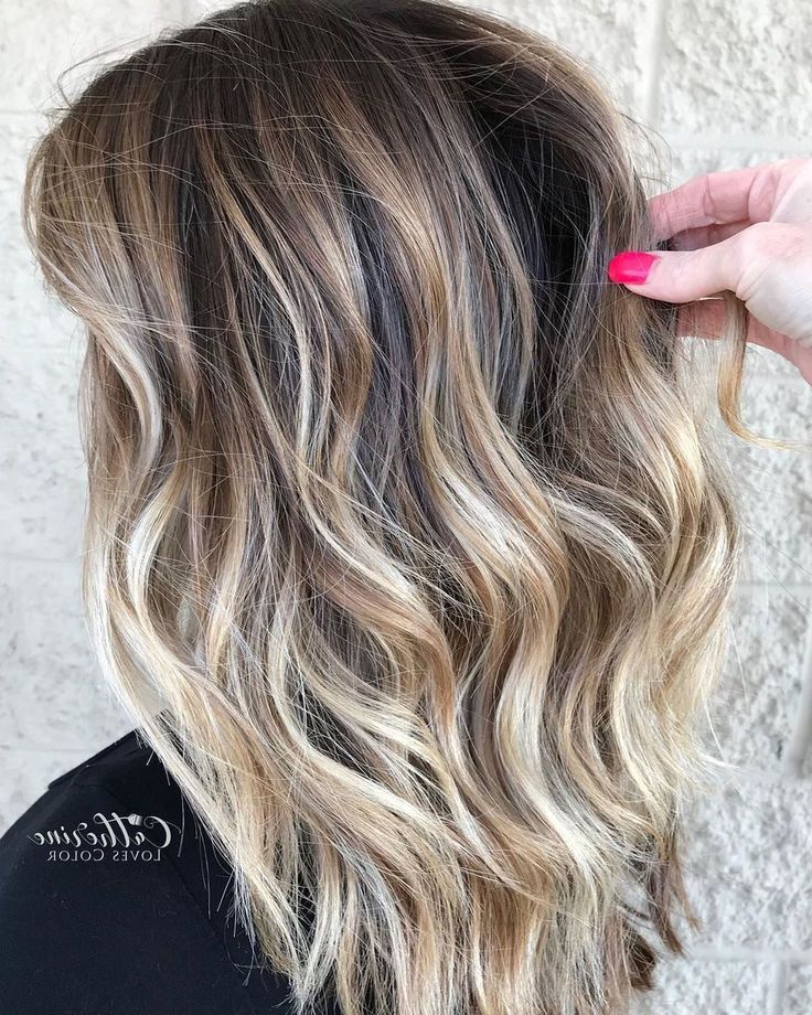 70 Flattering Balayage Hair Color Ideas for 2019   – Style Ideas