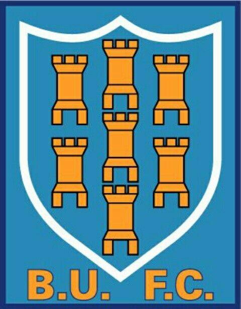 Ballymena Utd of Northern Ireland crest.