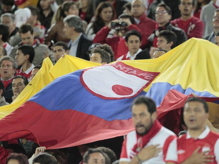 Santa Fe, orgullo de Colombia en la Copa Libertadores 2013