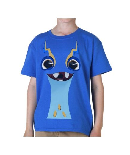 Kids Slugterra Tazerling Joules Face T-Shirt