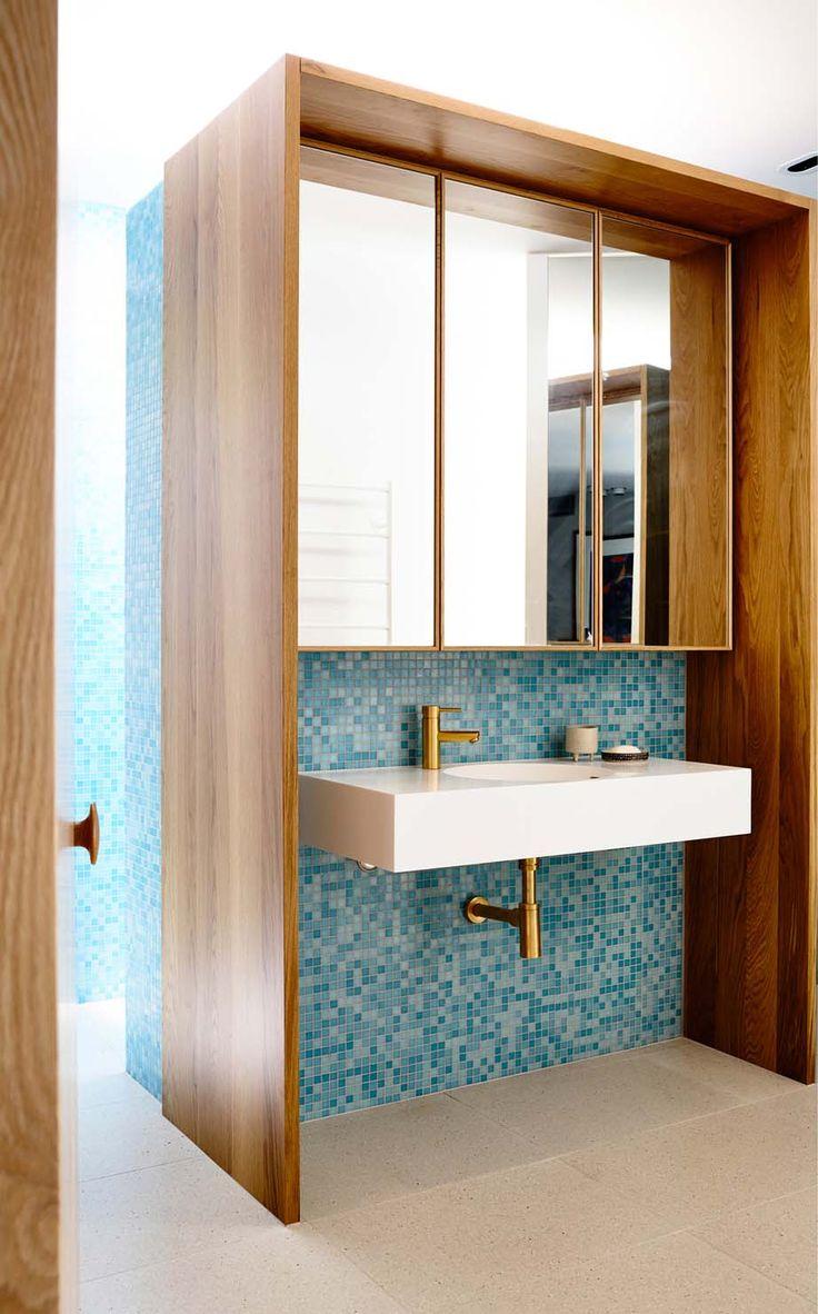 Mid-Century Modern Bathroom Ideas-05-1 Kindesign