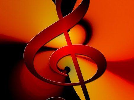 Nuottiavain, Musiikki, Tärinä