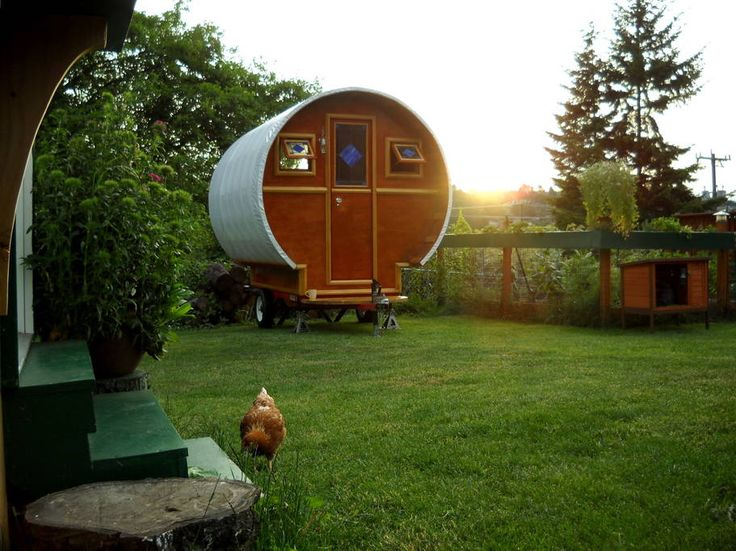 WASHINGTON STATE Check out this awesome listing on Airbnb: Hand crafted Gypsy Wagon with heart - Campers/RVs for Rent in Seattle - Get $25 credit with Airbnb if you sign up with this link http://www.airbnb.com/c/groberts22