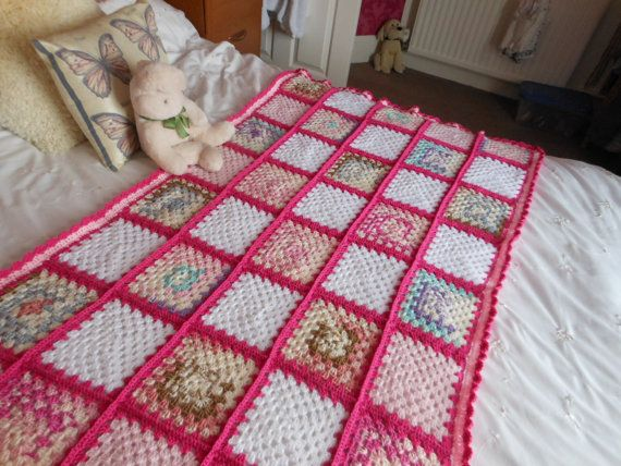 Hey, I found this really awesome Etsy listing at https://www.etsy.com/uk/listing/253561089/crochet-bedroom-blanket-pink-blanket