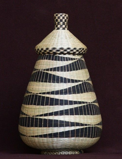 made in Rwanda  Check out our blog for more on recent #basketry classes at the Pottery. #handcrafted #handmade