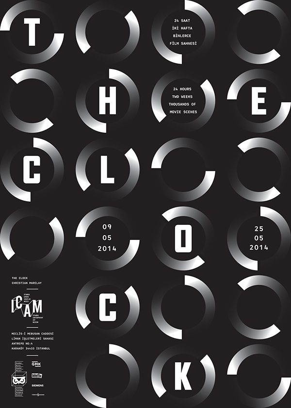 EXHIBITION POSTER on Behance