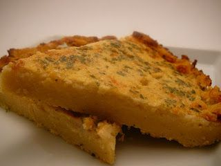 Farinata (olasz lepényke) ~ Receptműves
