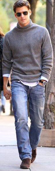 Simple can go a long way. But the jeans should be skinny lol