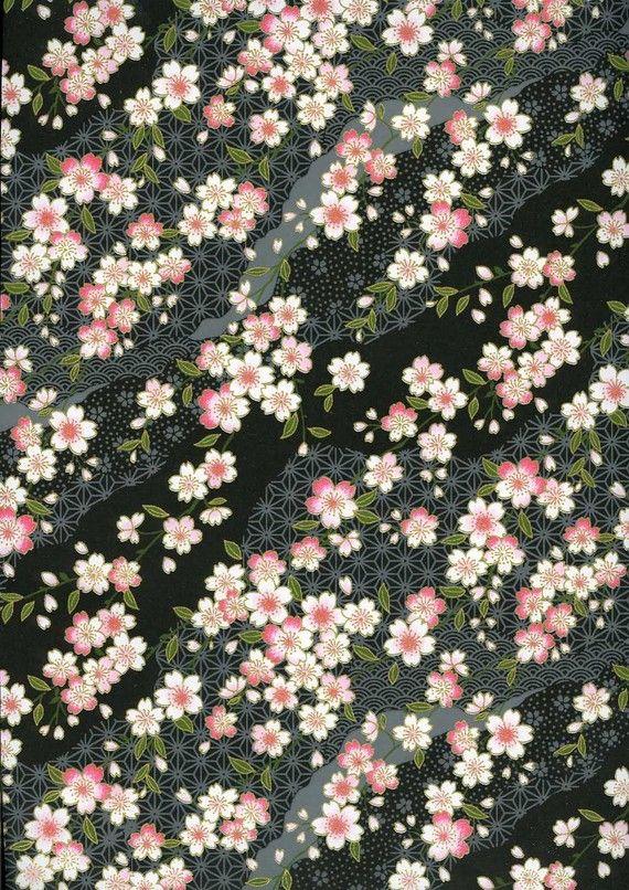 Japanese Yuzen Chiyogami Washi Paper