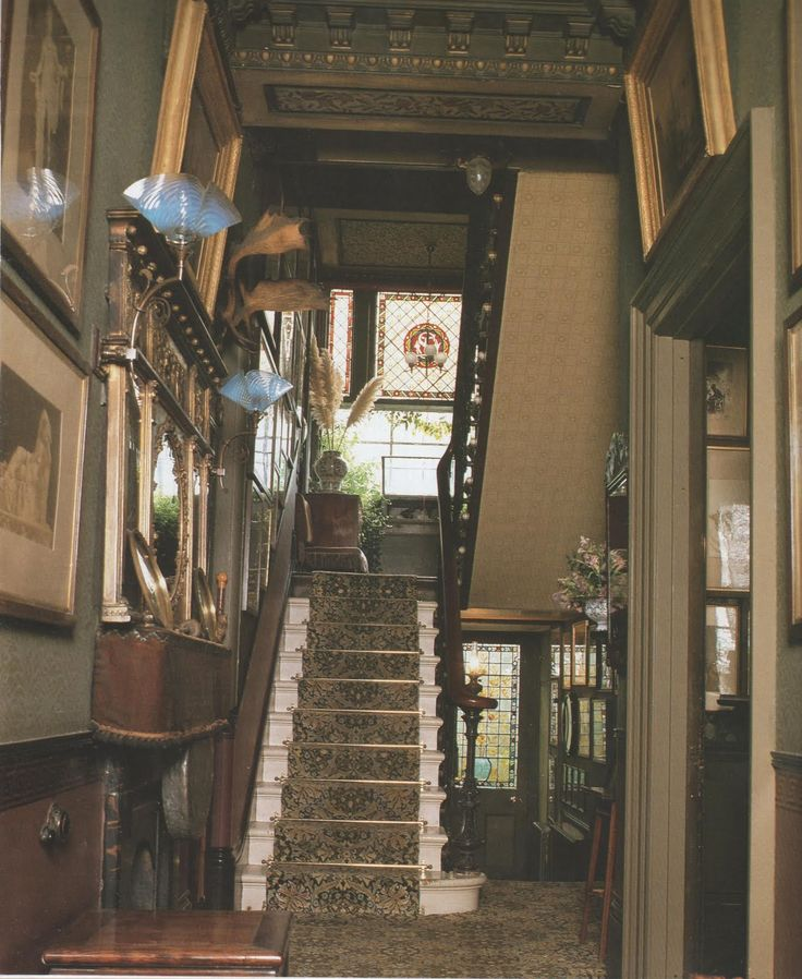 Inside Victorian Homes | Victorian Literature: A Victorian House