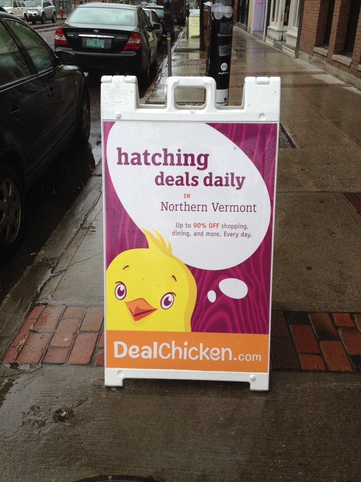 Daily deals vermont