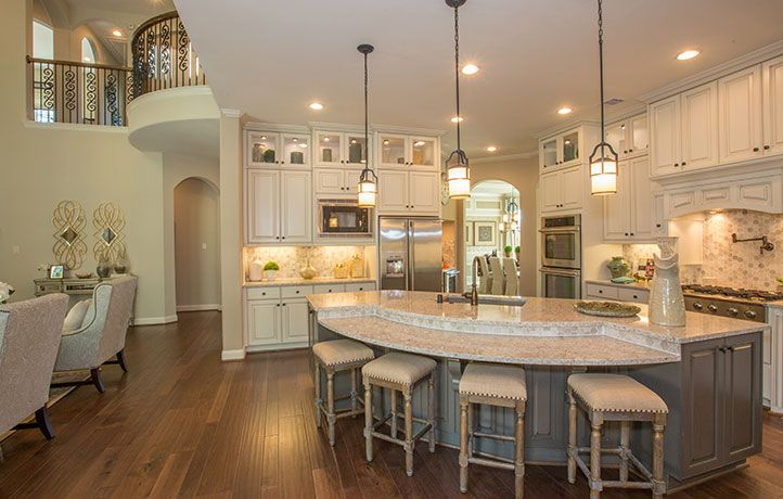 What would you be COOKING if you had a kitchen this good LOOKING?!