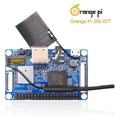 A description of Orange Pi 2g IoT GSM GPRS OTG Android Linux