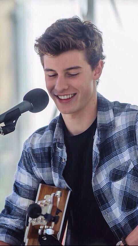 His smile is everything