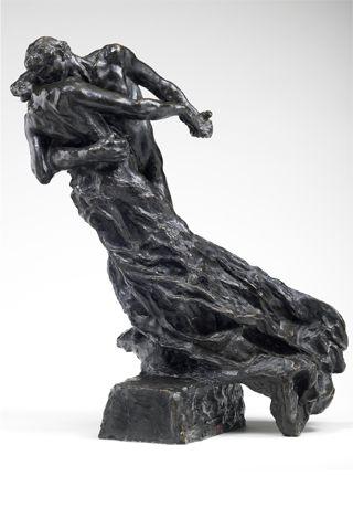 La Valse (1889) by Camille Claudel