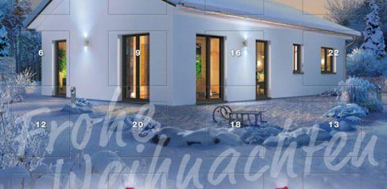 Macht mit bei unserem Online #Adventskalender #Gewinnspiel! Jeden Tag ein Türchen öffnen und tolle #Preise gewinnen.  Teilnahme unter: http://www.hausausstellung.de/adventskalender.html