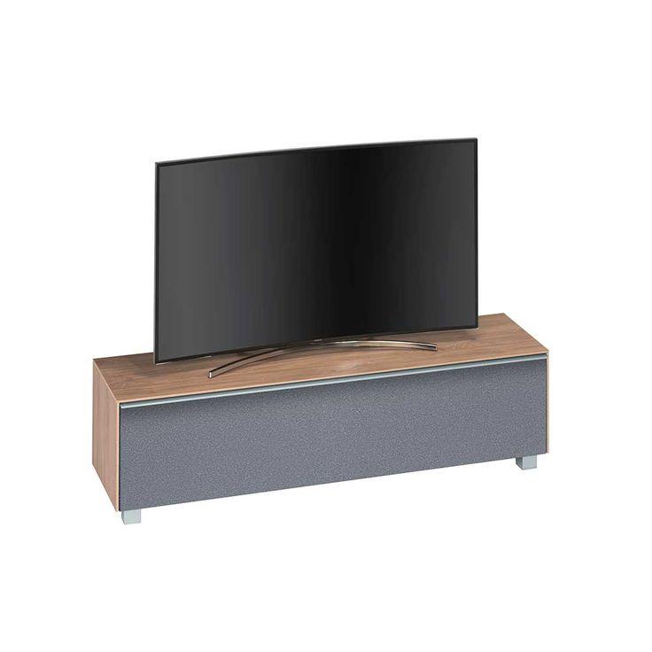 TV Unterschrank mit Klappe Eiche dunkel Grau Jetzt bestellen unter: https://moebel.ladendirekt.de/wohnzimmer/tv-hifi-moebel/tv-lowboards/?uid=90902b4a-09c4-56c3-8275-3877d4317b70&utm_source=pinterest&utm_medium=pin&utm_campaign=boards #fernsehboard #fernsehmöbel #rack #phonoschrank #tvboard #fernsehunterschrank #tische #tvhifimoebel #lowboard #fernsehtisch #unterschrank #möbel #phonomöbel #bank #fernseher #tvtische #fernseh #sideboard #tvlowboards #wohnzimmer #kommode #board