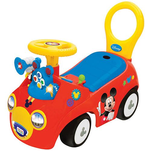"Mickey's Mousekedoer Ride-On - KiddieLand - Toys ""R"" Us"