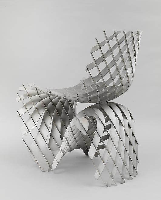 DESIGN CHAIR   metal structure chair , modern design   http://bocadolobo.com/ #luxuryfurniture #design furniture