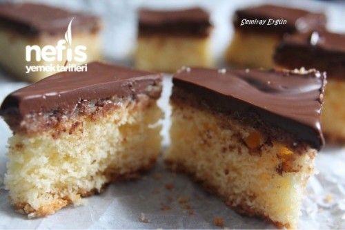 Çikolatalı Fındıklı Kareler Tarifi