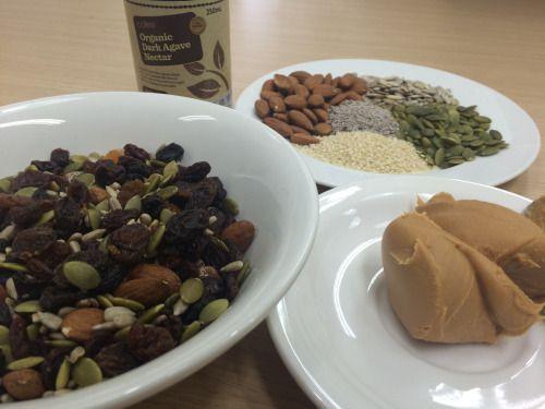 Madi Robinson's protein balls #protein #proteinballs #snack #healthy